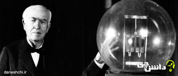 بیوگرافی توماس ادیسون