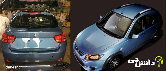 قیمت و مشخصات خودرو سایپا کوییک Quick