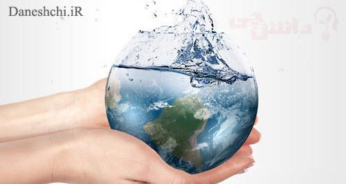 منابع آب | water sources