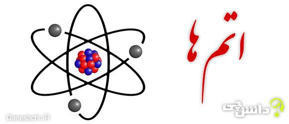 اتمها الفبای مواد