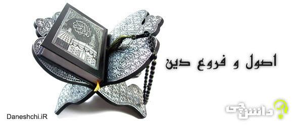 اصول و فروع دین